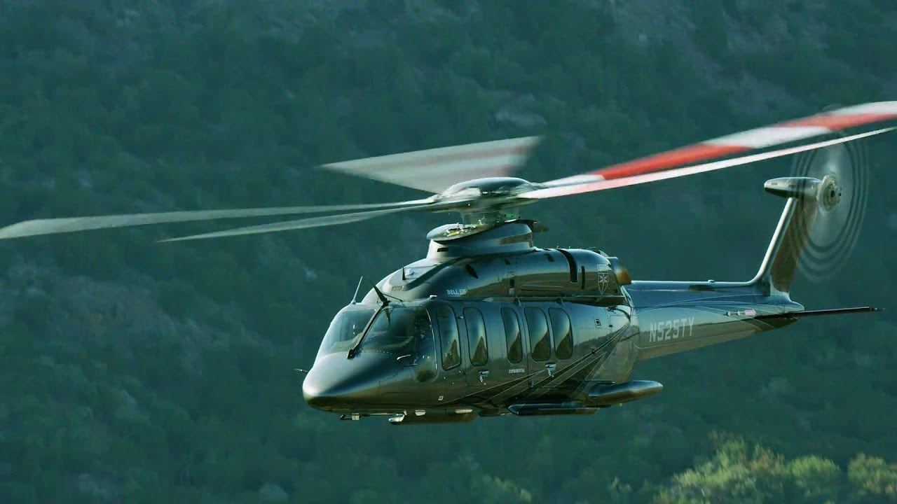 To νέο Bell 525