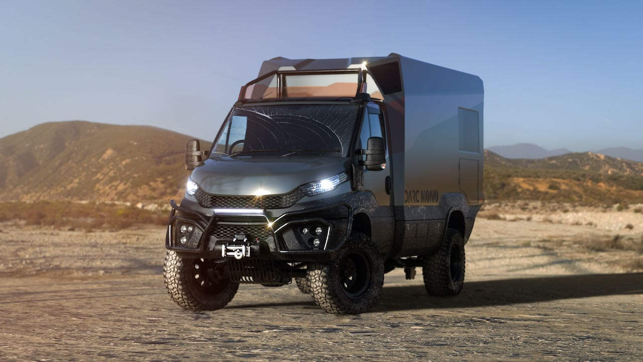 Darc Mono Expedition Vehicle
