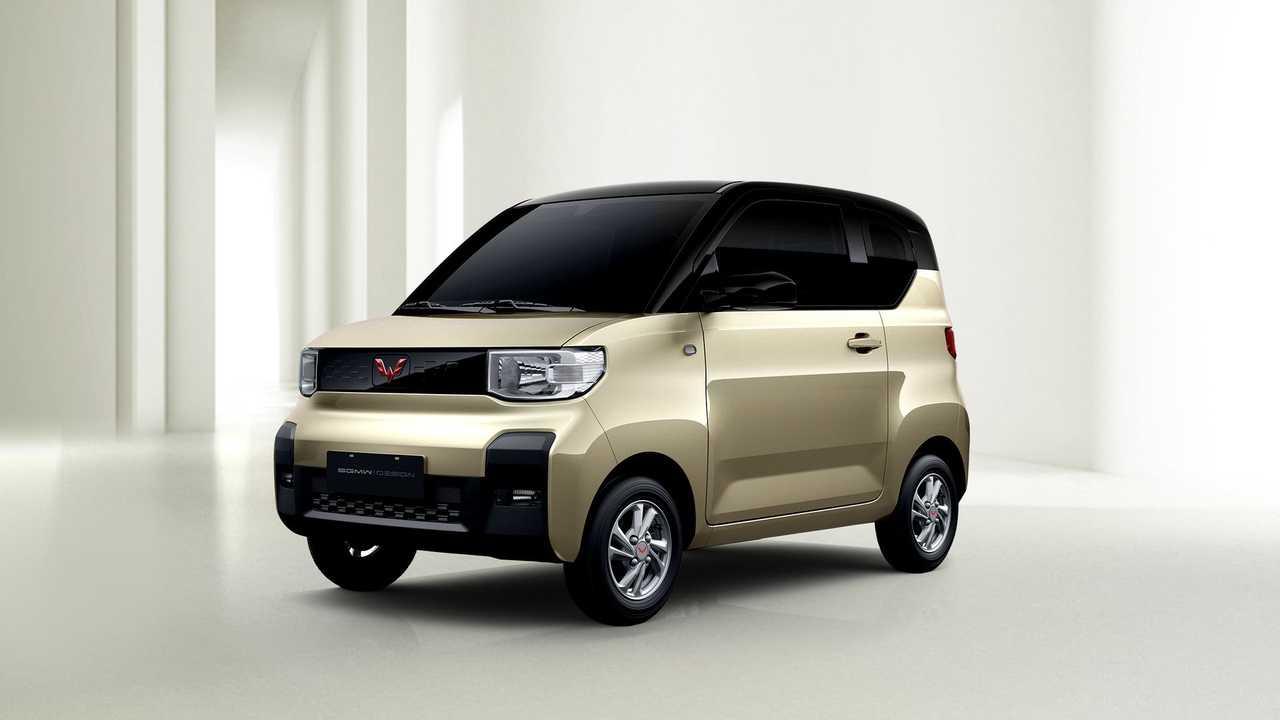 Το απίστευτο Hongguang Mini EV
