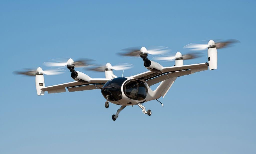 Πιστοποίηση eVTOL για το αεροταξί της Joby Aviation