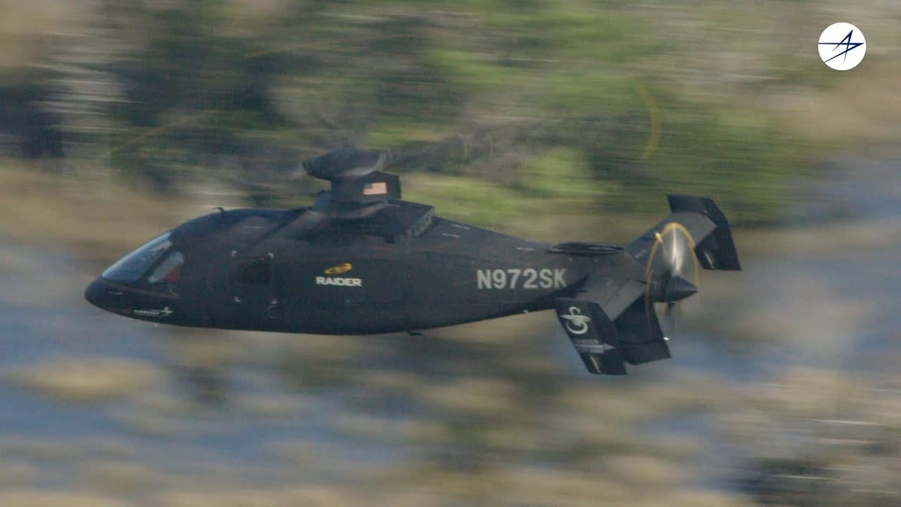 Lockheed Martin RAIDER X
