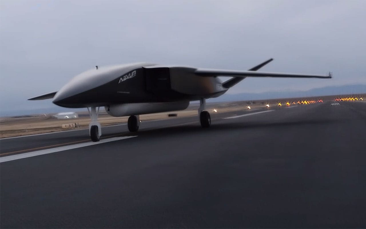 Ravn X Aevum Autonomous Aerial Launch System – ένα drone που εκτοξεύει δορυφόρους