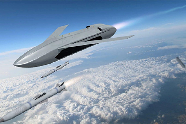 Το επαναστατικό DARPA LongShot Αir-launched Combat Drone
