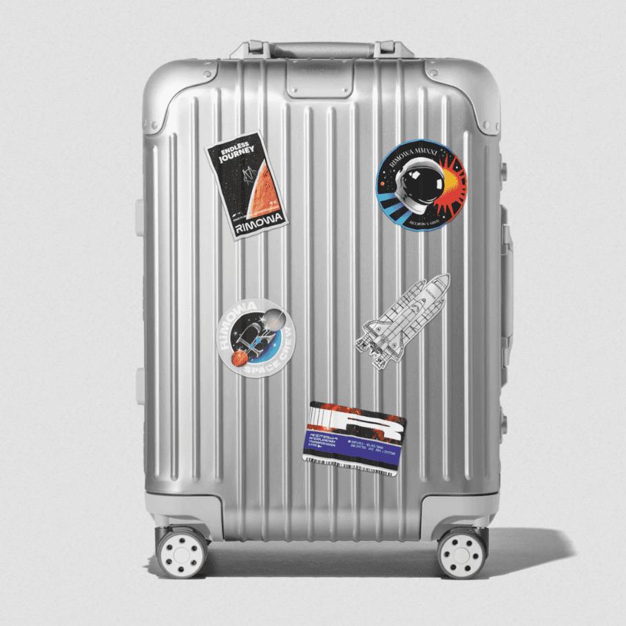 RIMOWA Original Colours – The Space Sticker Set