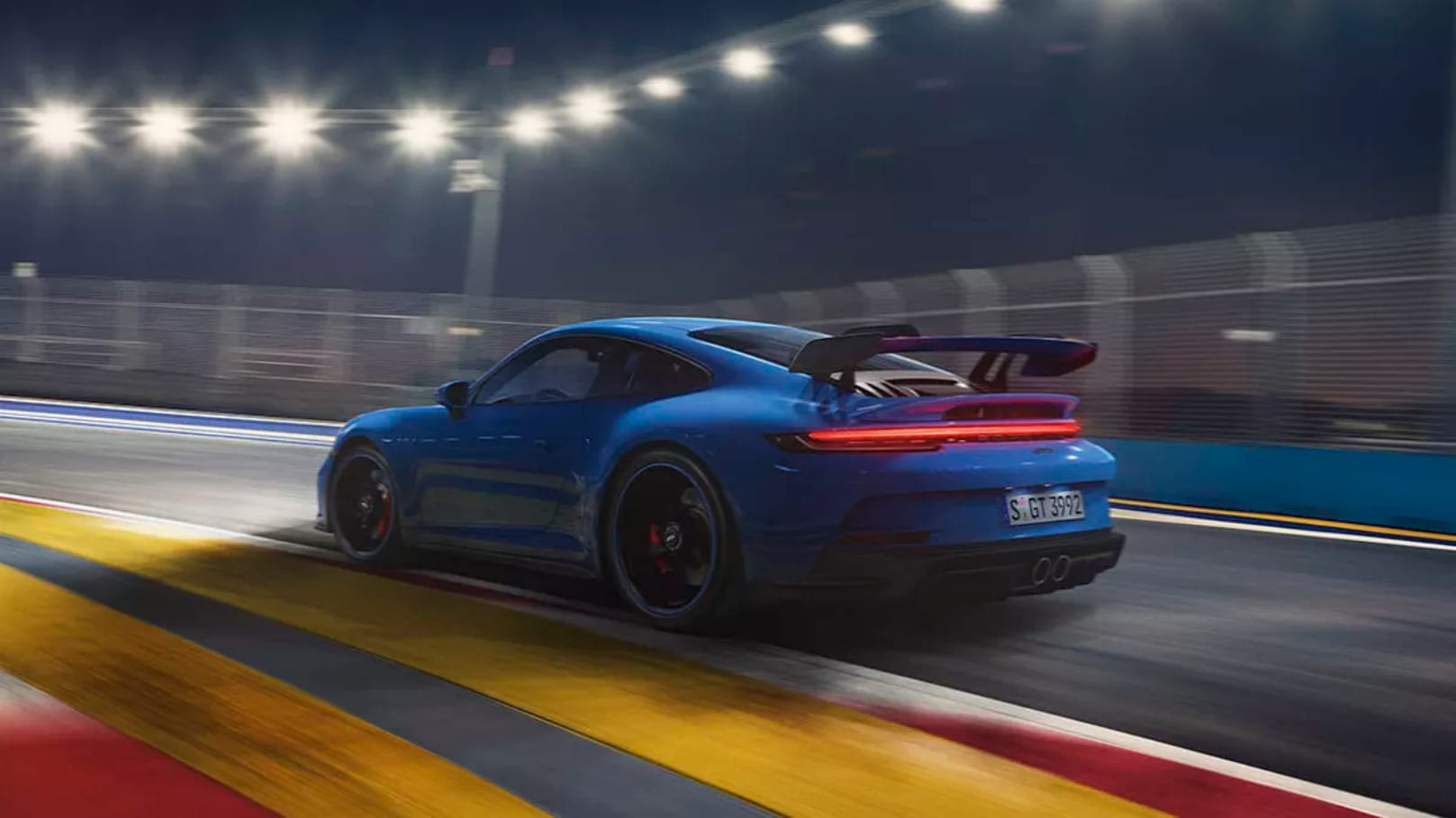 Porsche 911 GT3 – Time is Precious