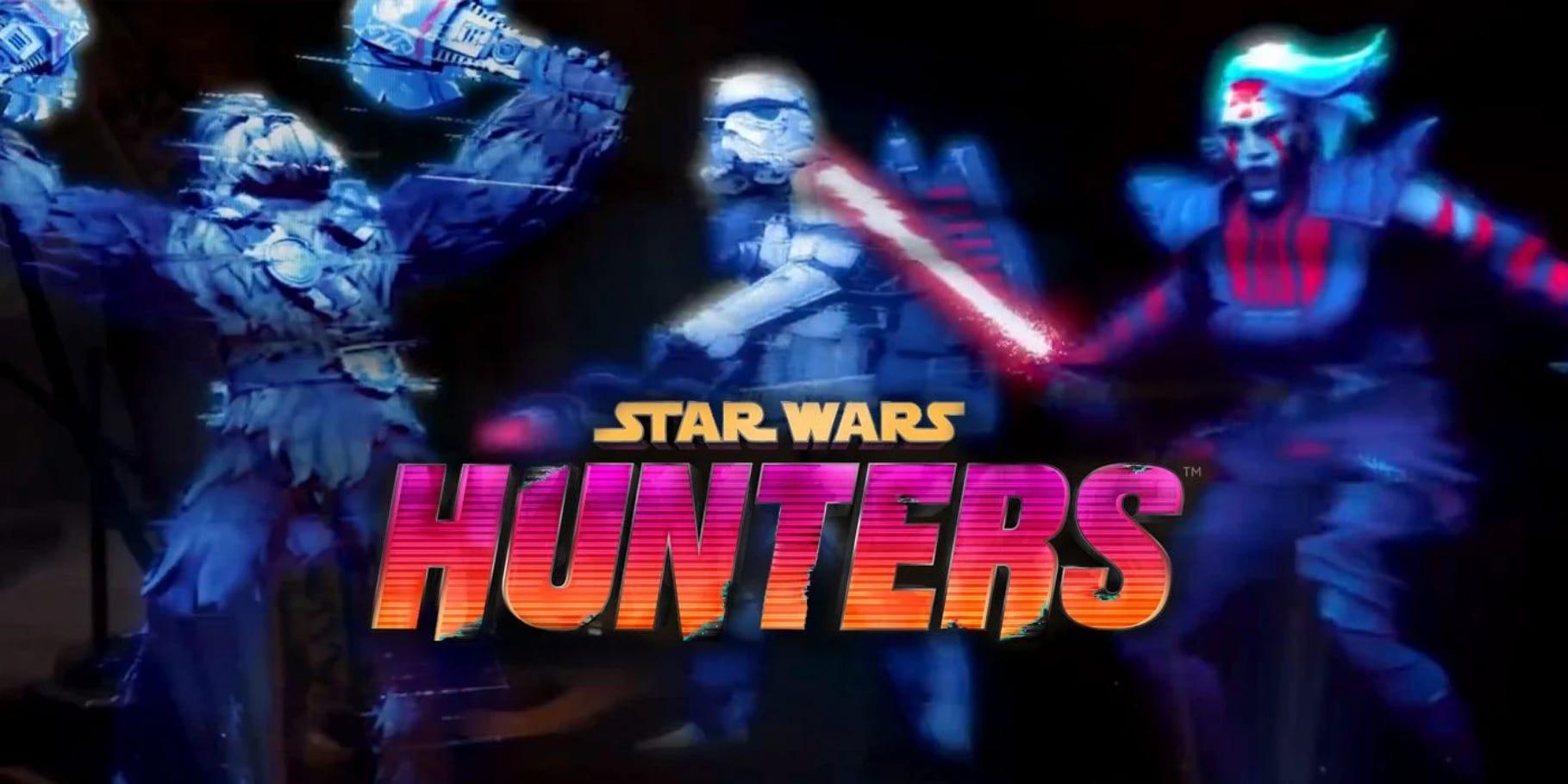 Star Wars: Hunters – Announcement Trailer