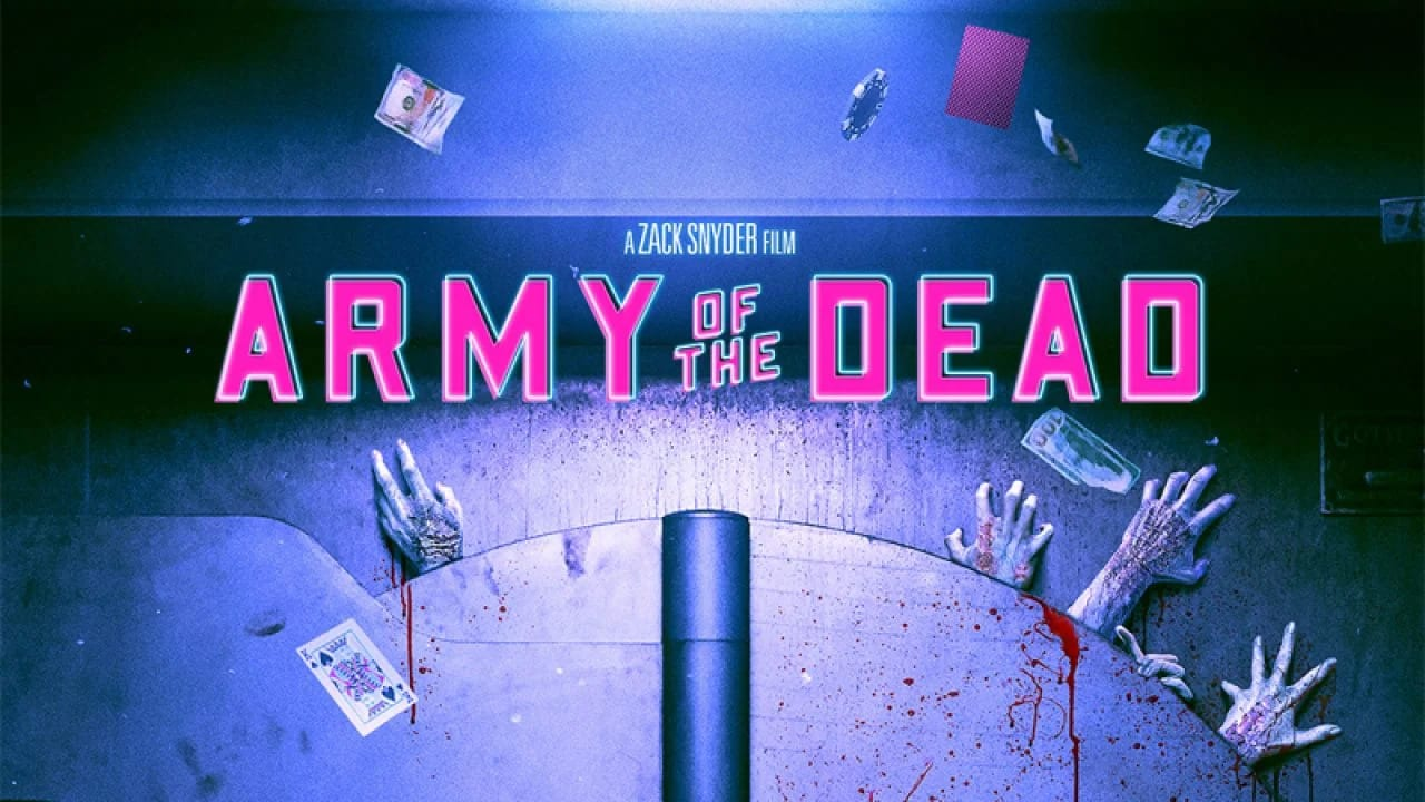 Army of the Dead – Official Teaser