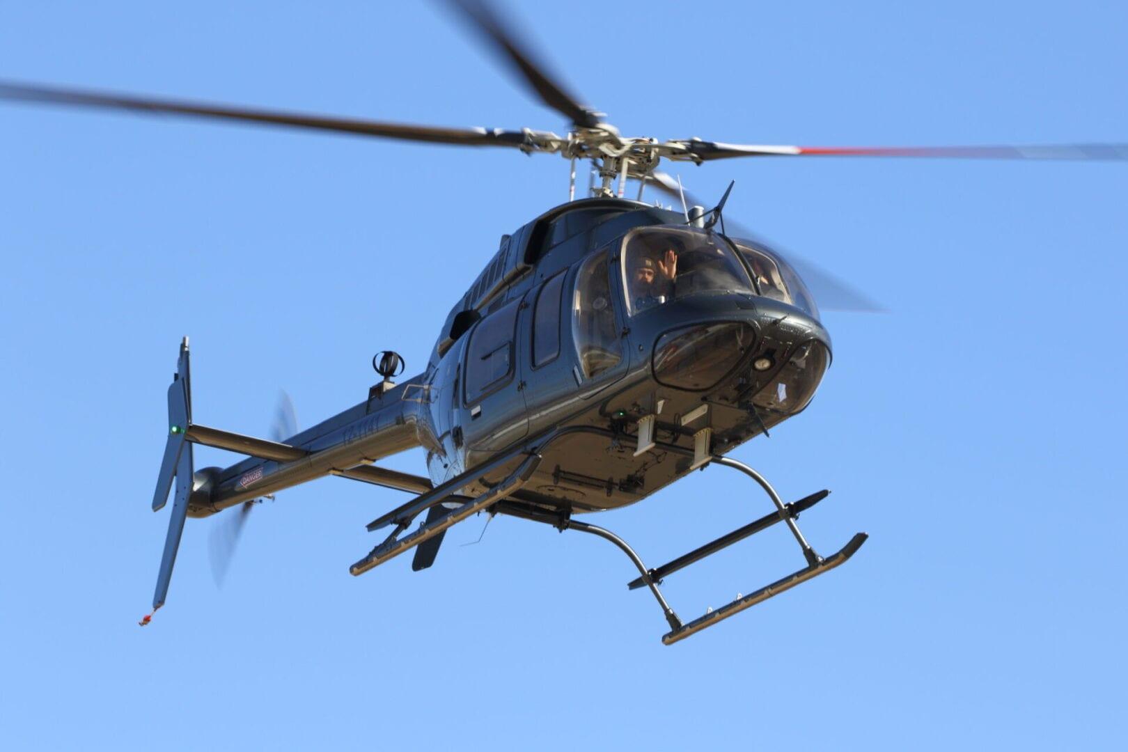 Όμορφα Bell 407