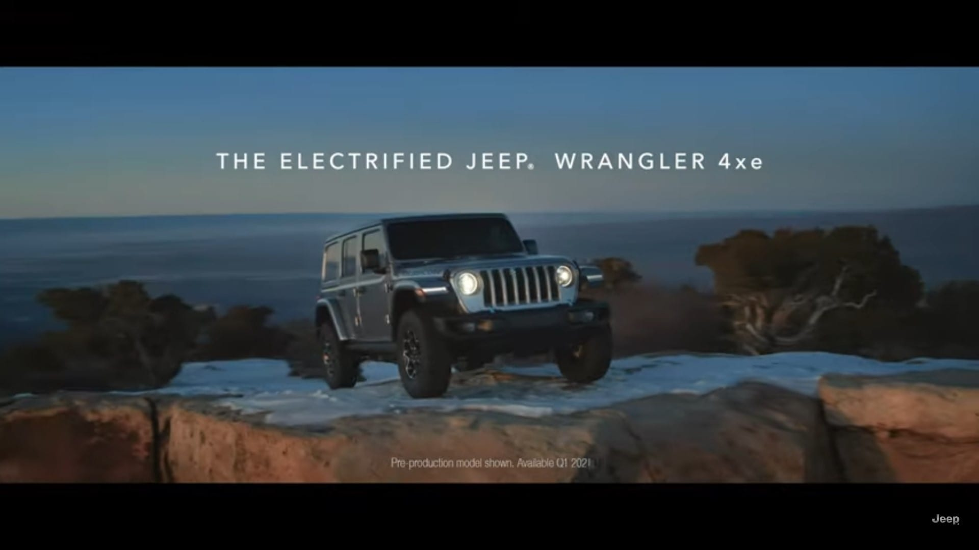 2021 Jeep – Nearly Silent