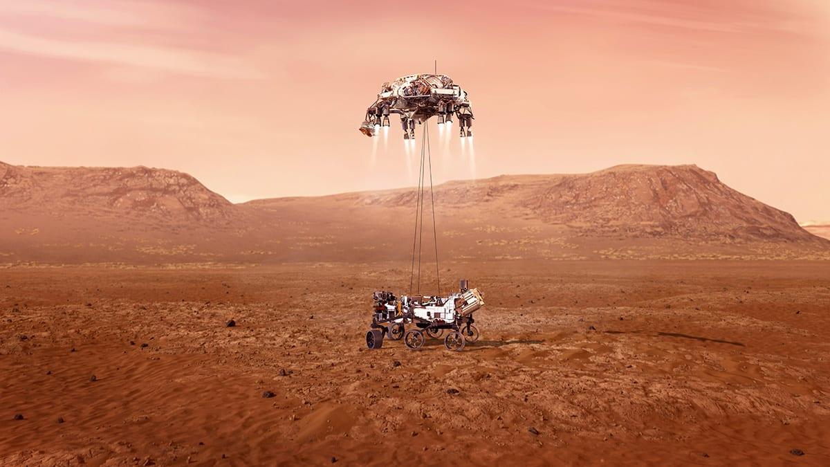 NASA Mars 2020 – Η ώρα του Perseverance!