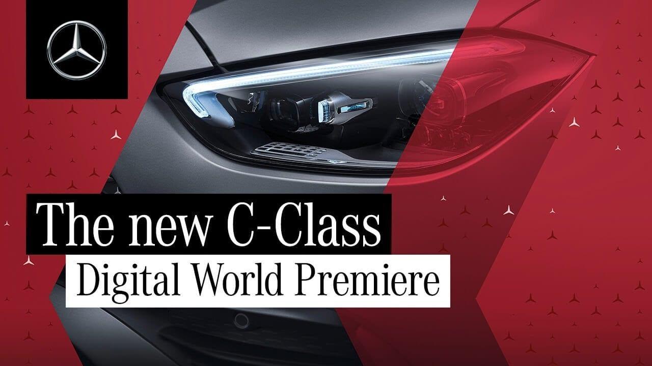2021 Mercedes-Benz C-Class Sedan + Wagon