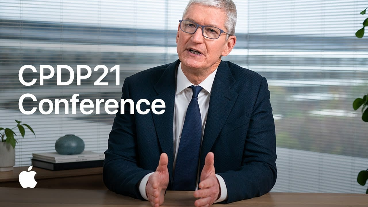 Tim Cook on Privacy