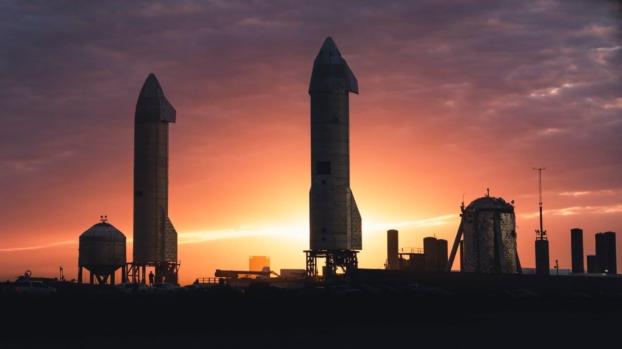 Starship SN9 – High-Altitude Flight Test