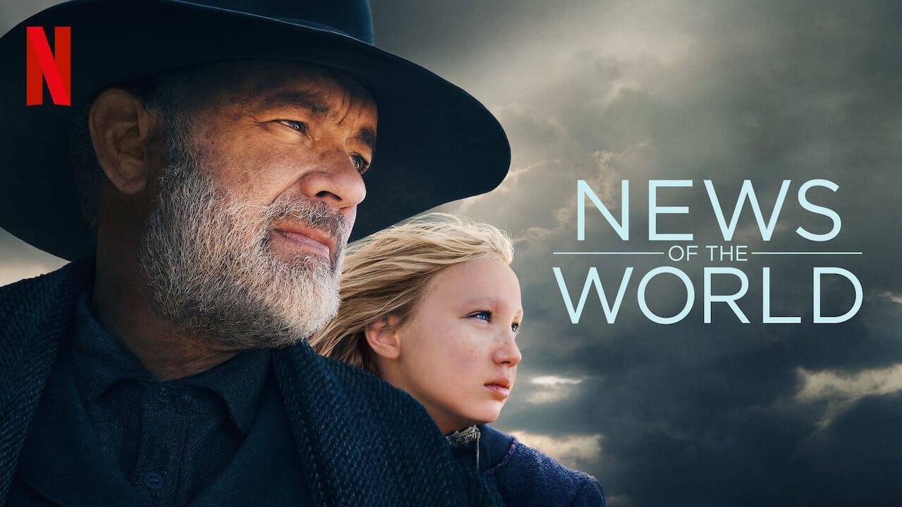 News of the World starring Tom Hanks – Official Trailer