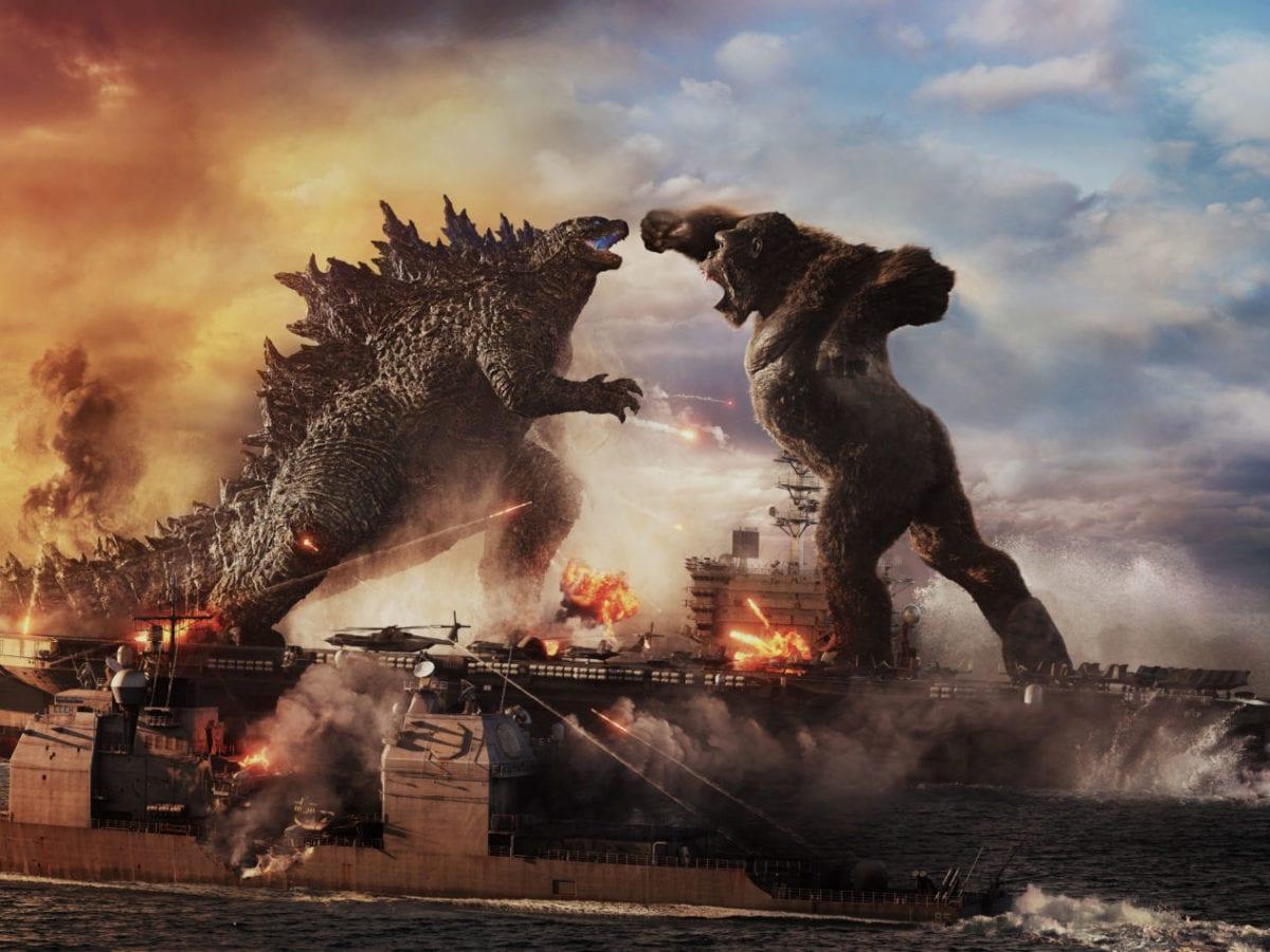 """Godzilla vs. Kong – Official """"Godzilla Meets Kong"""" Clip"""