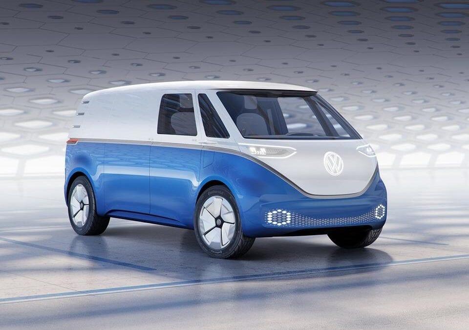 Volkswagen ID.Buzz Microbus