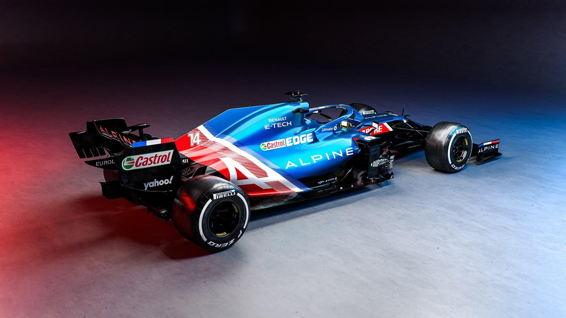Formula 1 – Η νέα Alpine F1 Team  A521