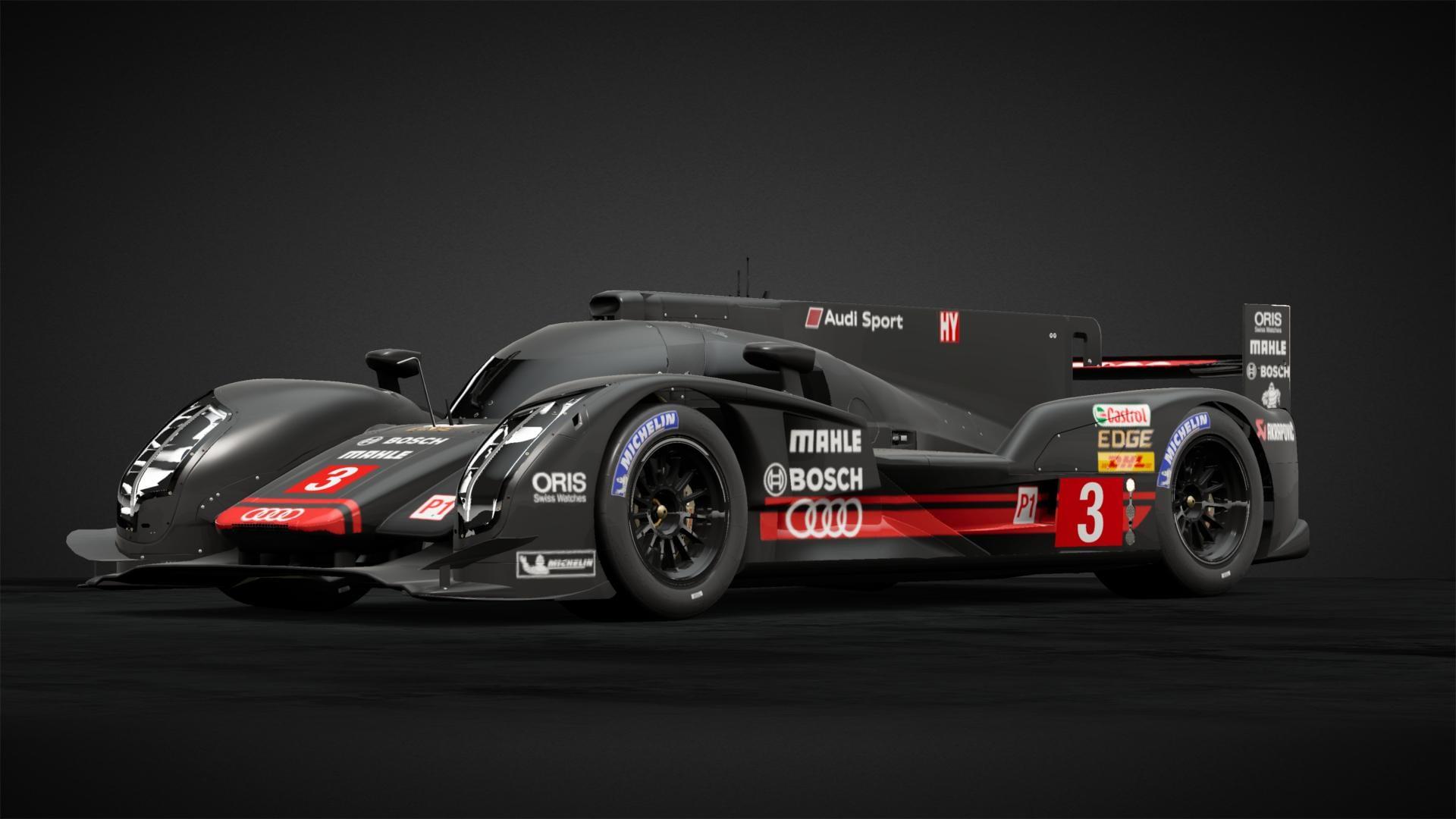 Gran Turismo Sport – Audi R18 Spa Super Lap