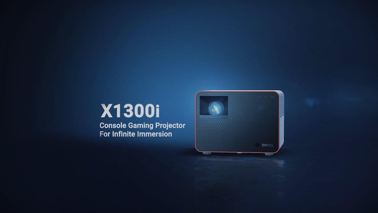 Νέος BenQ X1300i Console Gaming Projector
