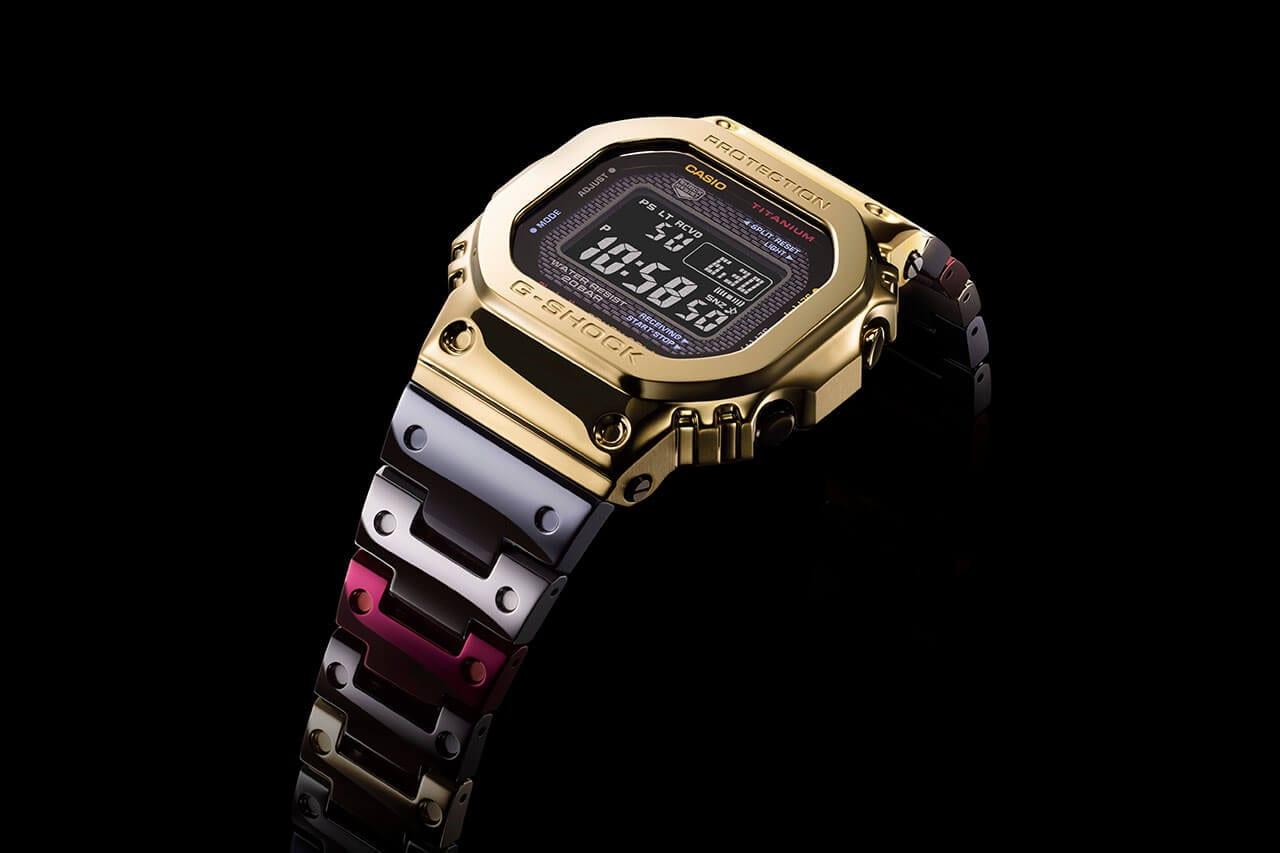 """Το σπάνιο G-Shock GMW-B5000TR-9 με """"TranTixxii"""""""