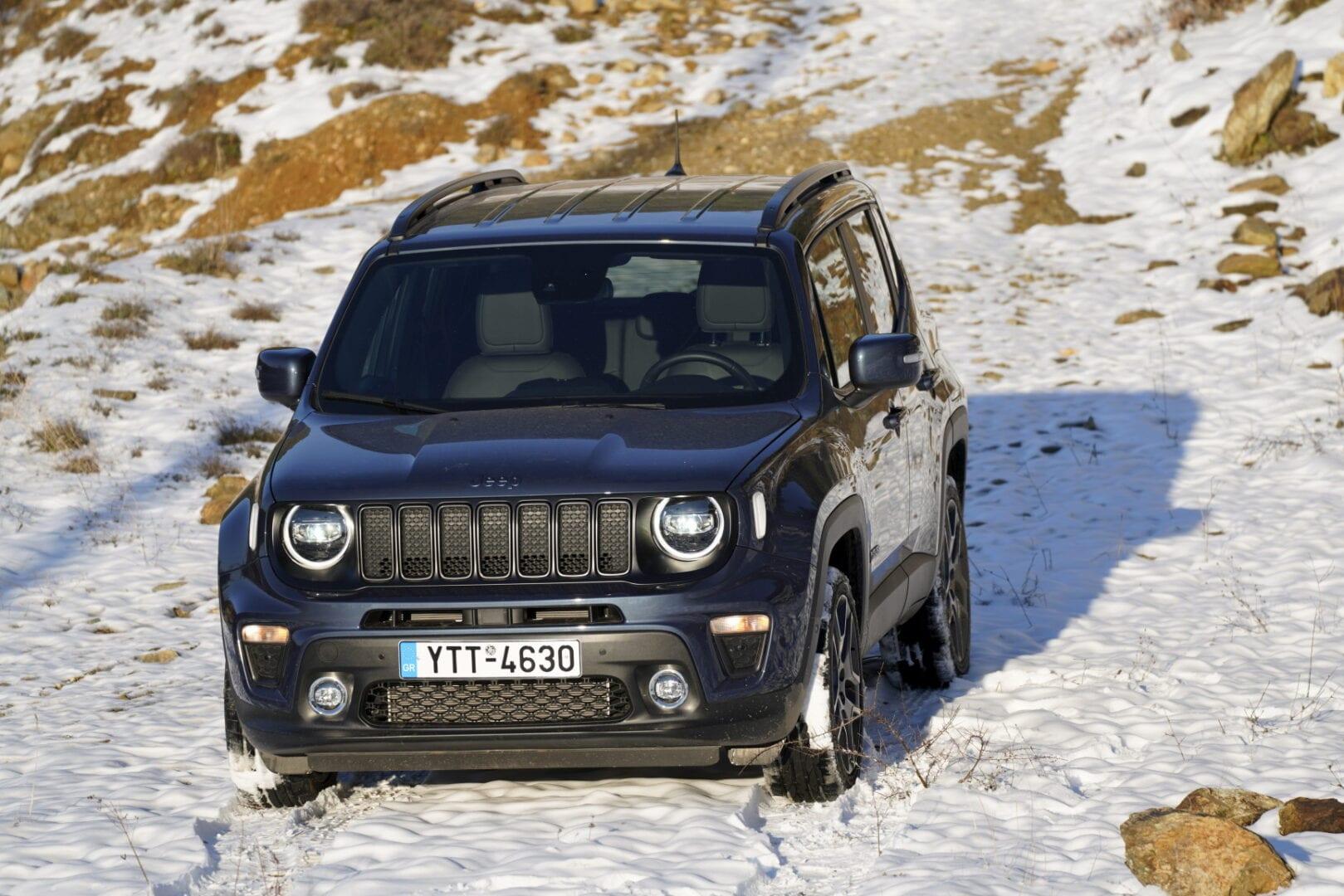 Δοκιμή – Τα νέα Jeep Renegade 4xe & Compass 4xe Plug-in Hybrid