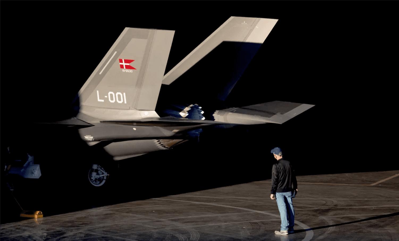 Πρώτο F-35A για την Royal Danish Air Force