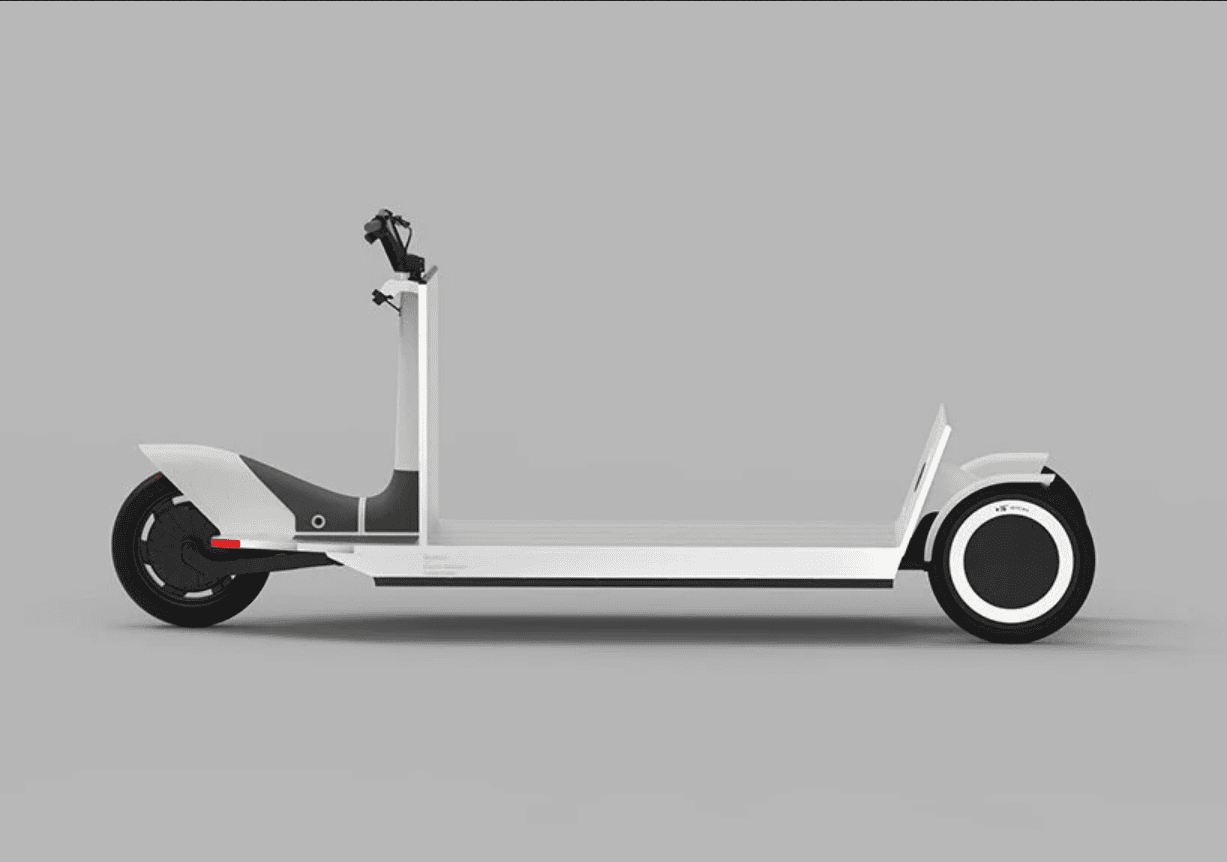 Re:Move Electric Transporter