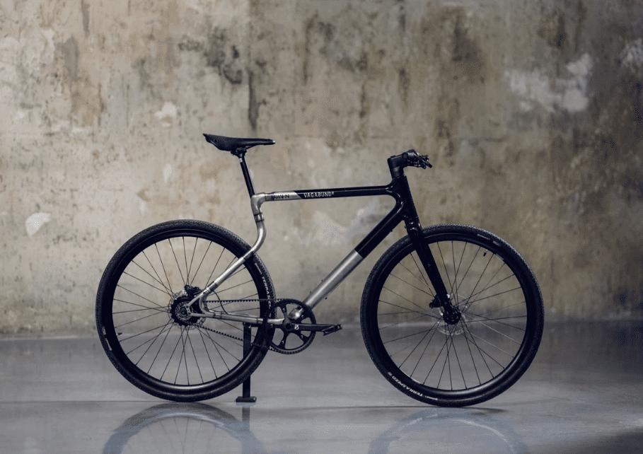 Νέα σχεδιασμένα από την Vagabund Platzhirsch E-Bike