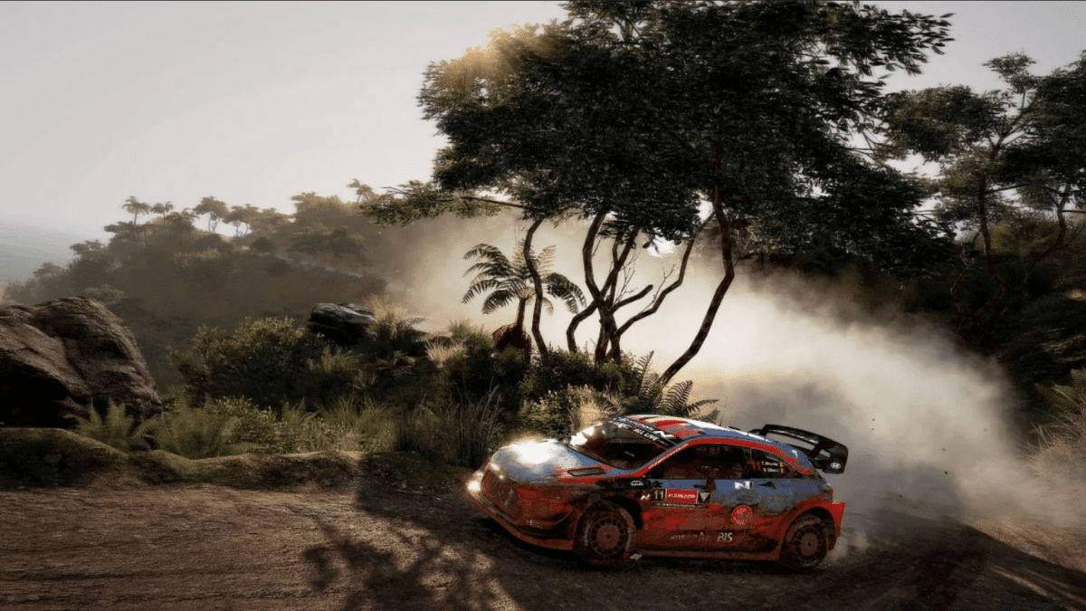 WRC 9 The Official Game – Launch Trailer