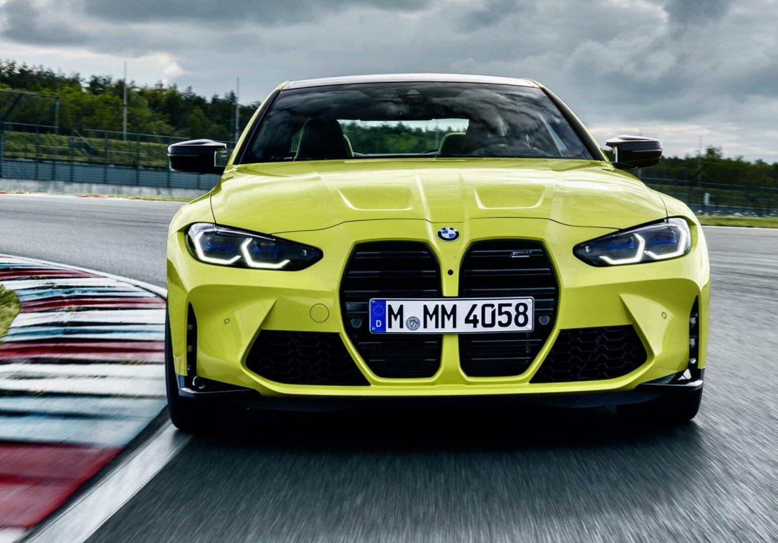 H νέα BMW M3 και Μ4 σε reviews