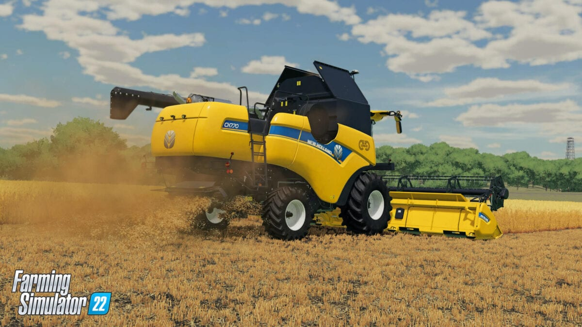 Έρχεται το Farming Simulator 22