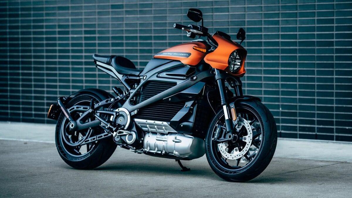 Οι νέες ηλεκτρικές LiveWire Harley-Davidson