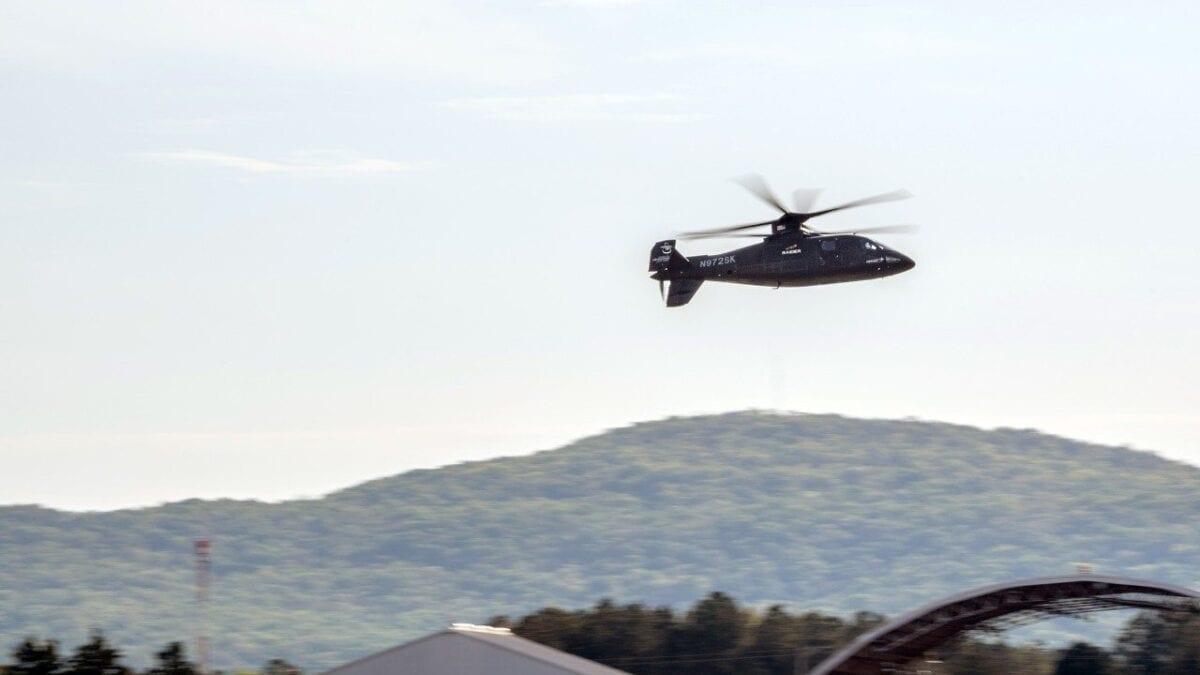 Παρουσίαση του Sikorsky S-97 Raider