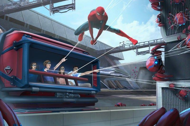 Ανοίγει το Avengers Campus της Disney