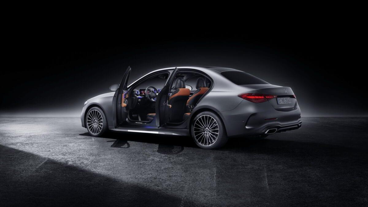 2022 W206 Mercedes C-CLASS
