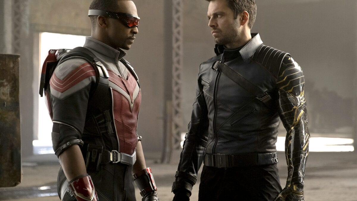 Hurt – The Falcon and The Winter Soldier