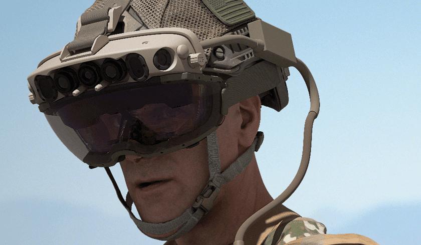 Microsoft – Συμβόλαιο AR Headset για τον Στρατιώτη του Μέλλοντος