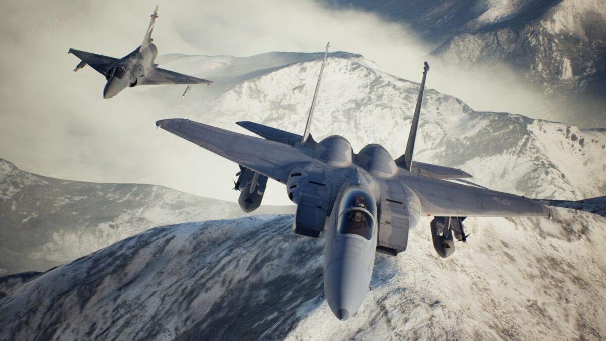 Ace Combat 7 – Experimental Aircraft Launch Trailer