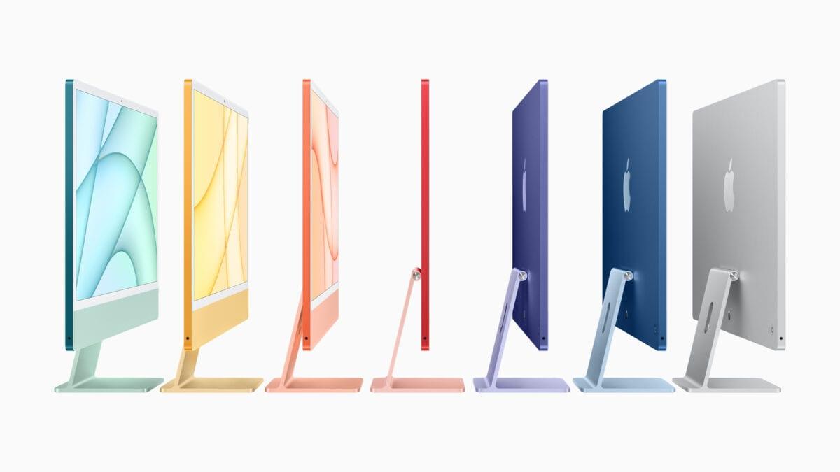 Apple Event –  νέα iPad Pros, χρωματιστά iMacs, AirTags και άλλα