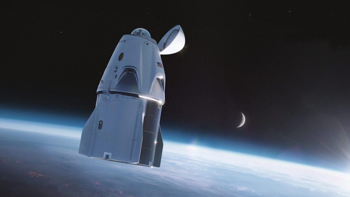 SpaceX Crew Dragon – Γύαλινος θόλος για διαστημική θέα