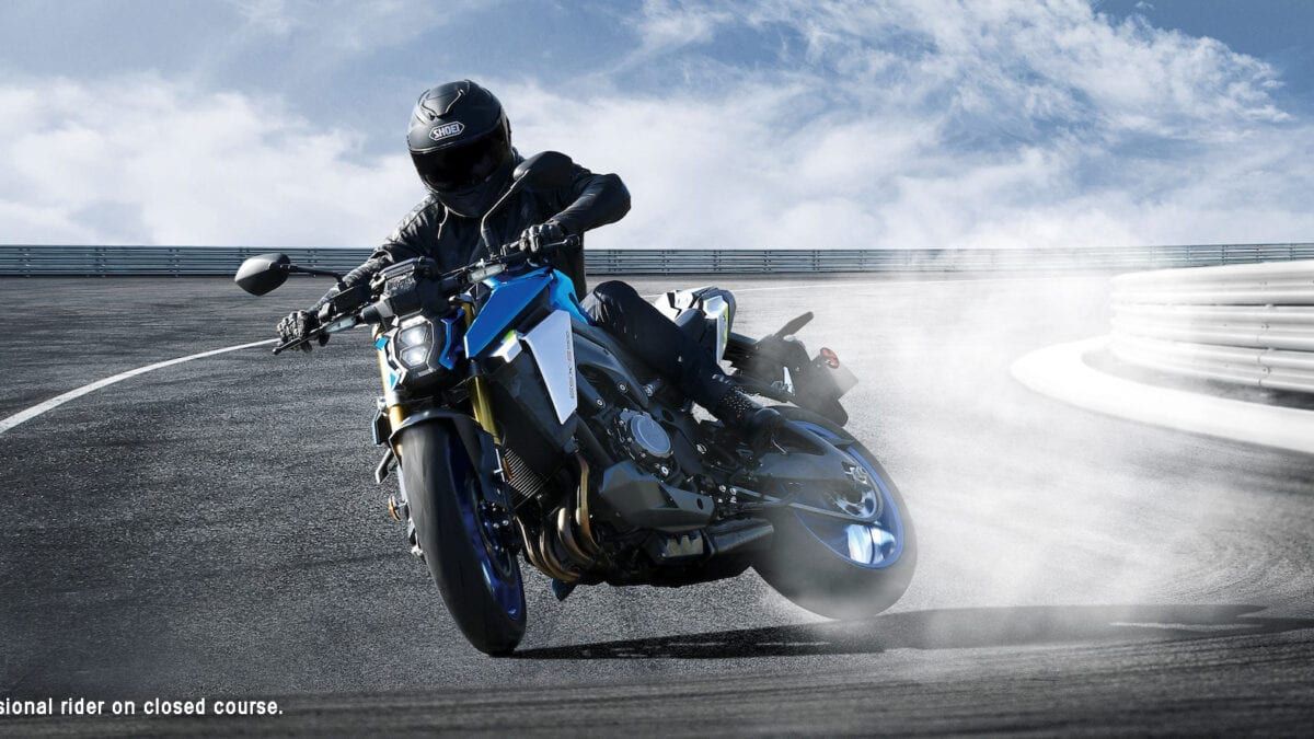 GSX-S1000 – The Beauty Of Naked Aggression