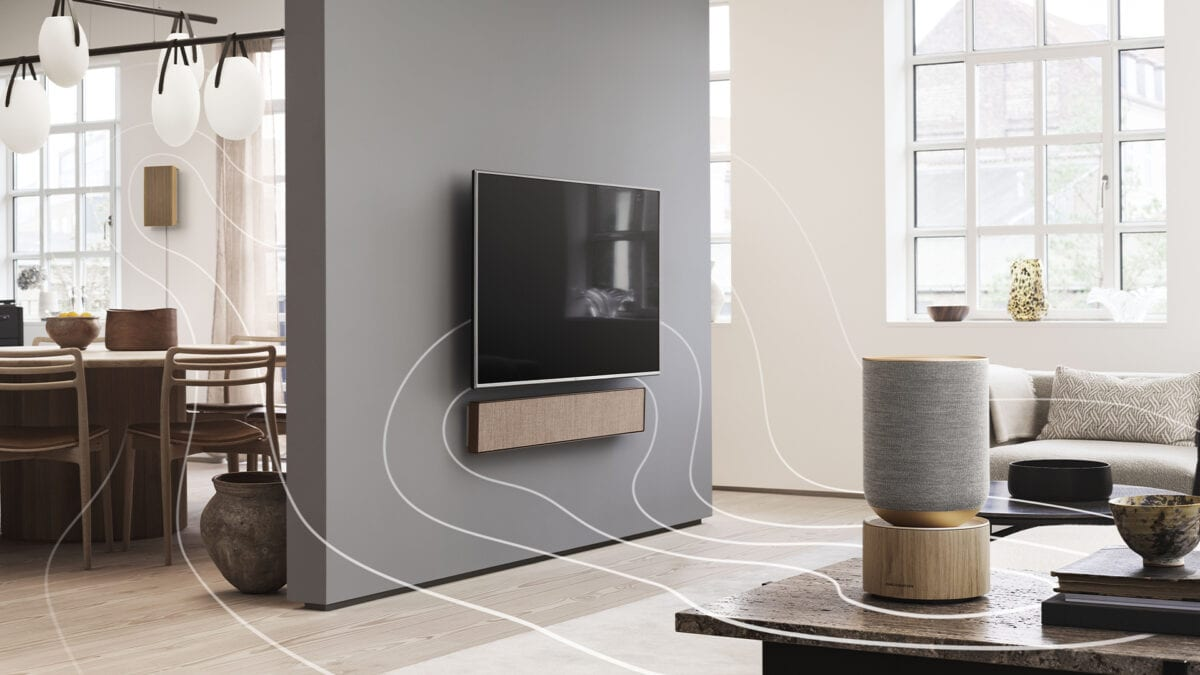 Bang & Olufsen Connected Speakers