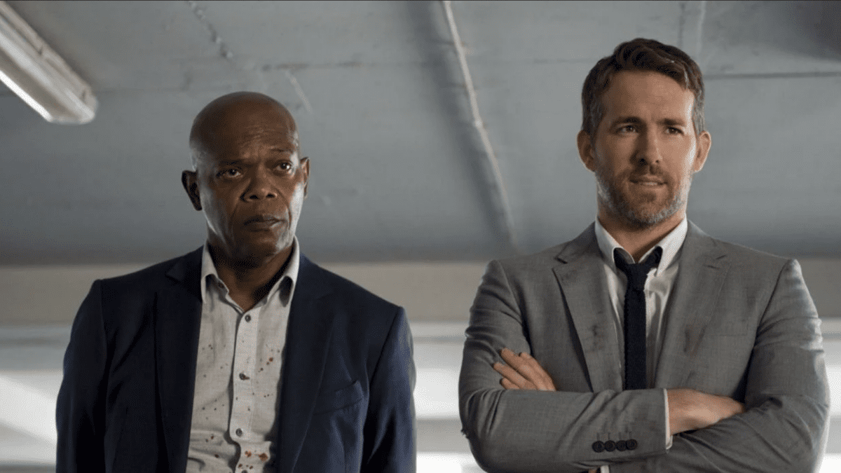 Hitman's Wife's Bodyguard – Trailer