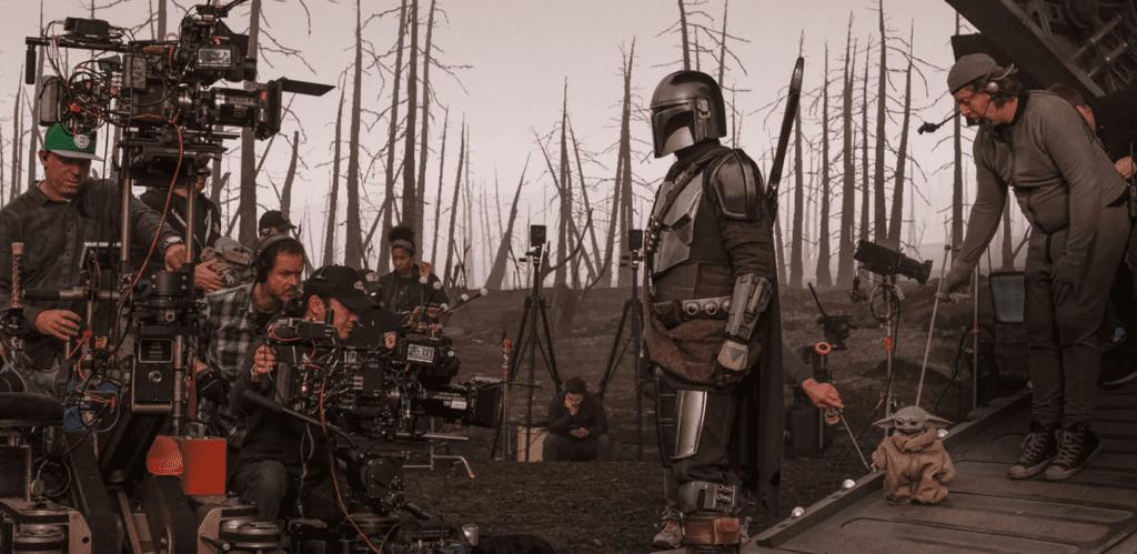 The Mandalorian – η απίστευτη Virtual παραγωγή