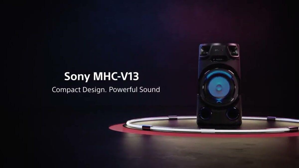 Sony MHCV13 High Power Audio System