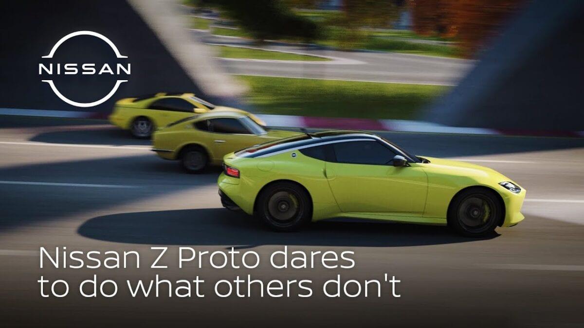 Nissan Ζ Proto DNA