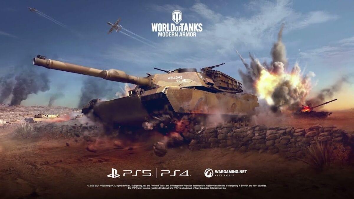 World of Tanks – Modern Armor Update 7.0 Trailer