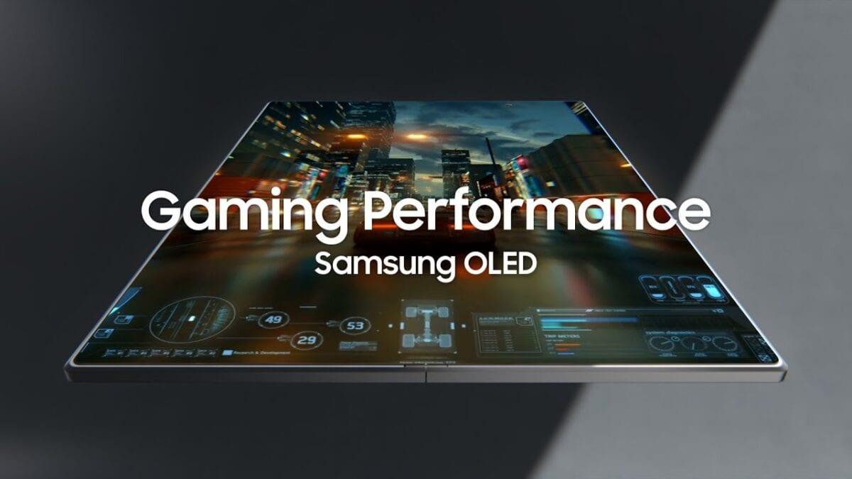 Samsung OLED για gaming