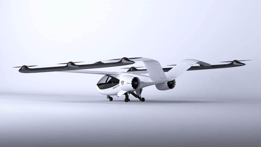 Επαναστατική εναέρια ηλεκτρική μετακίνηση – Volocopter VoloConnect