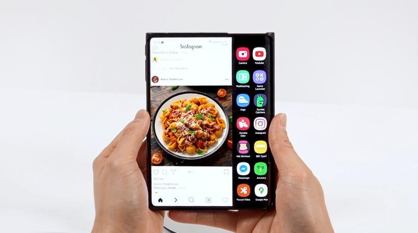 Εντυπωσιακές νέες τεχνολογίες Samsung OLED